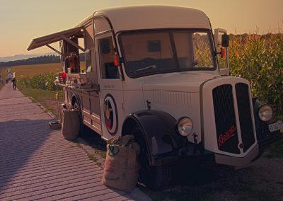 Cafés Roger Truck
