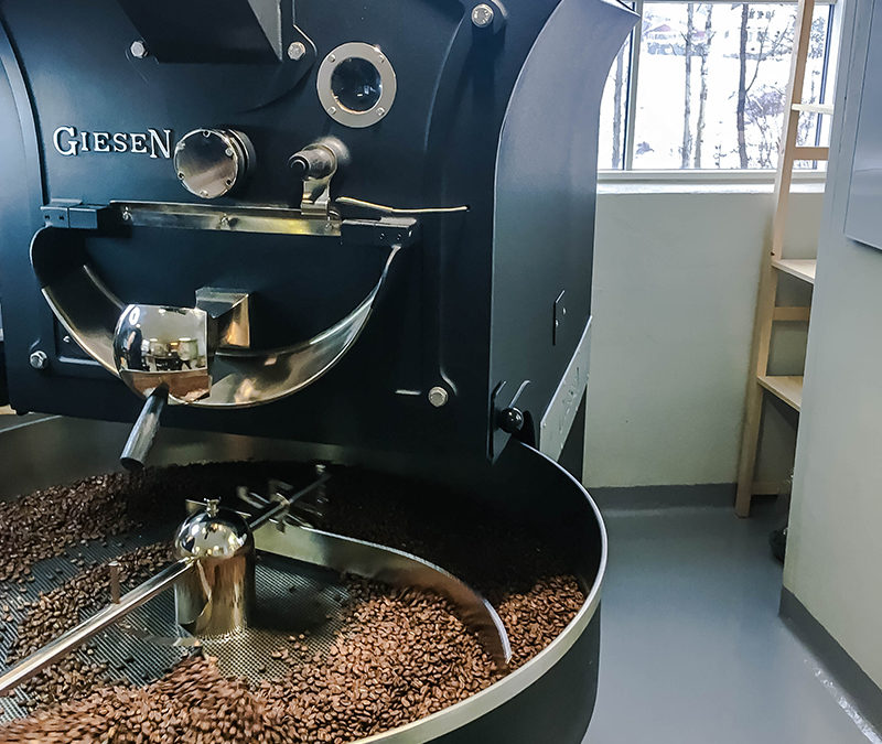 Le Specialty Coffee Roaster